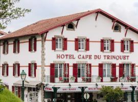 Hotel-Café du Trinquet, Cambo-les-Bains