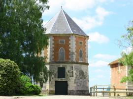 Le Grand Beauvoir, Le Plessis-Placy (рядом с городом Ocquerre)