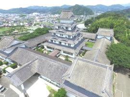 Yuasajyo, Yuasa (Karekawa yakınında)
