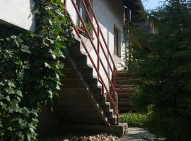 Apartment Těchov, Blansko (Těchov yakınında)