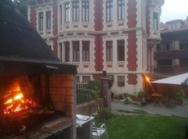 Hotel restaurante Parador de Felechosa, Felechosa (Cuérigo yakınında)