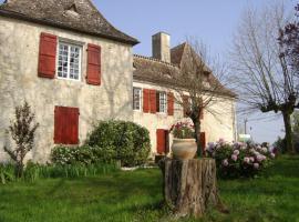 Chambres d'Hôtes La Gentilhommière - Restaurant Etincelles, Sainte-Sabine (рядом с городом Faurilles)