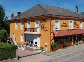 Hôtel Relais des Vosges