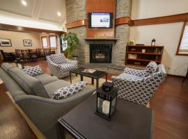 New Haven Village Suites, New Haven