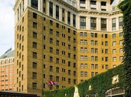 The Saint Paul Hotel 4 Star 0 3 Miles From Xcel Energy Center