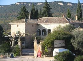 Domaine Chanoine Rambert, Saint-André-d'Olérargues (рядом с городом La Roque-sur-Cèze)