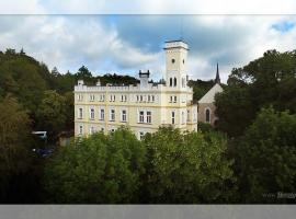 Hotel Štekl - Hrubá Skála, Hrubá Skála