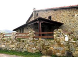Casa Rural La Charruca, Abionzo (Santibáñez de Villacarriedo yakınında)