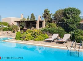Amazing Aigina Villa, Aegina Town