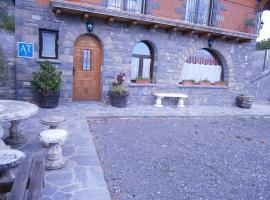 Casa Miguel Périz, Sorripas (Larrés yakınında)