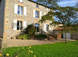 La Maison de Villars, Pressac (рядом с городом Availles-Limouzine)