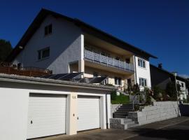 Ferienwohnung Ehret, Wald-Michelbach