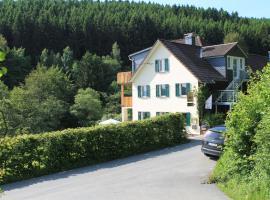 Ferienwohnung Hainbach, Bad Berleburg (Meckhausen yakınında)