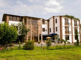 Shaloshvili's Cellar Hotel, Шилда (рядом с городом Энисели)