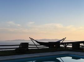 Tinos Sky View Villa, Arnados