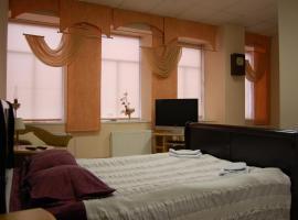Hotel Luiize, Екабпилс