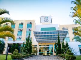 Hotel Aliança Express, Rio do Sul (Near Ituporanga)