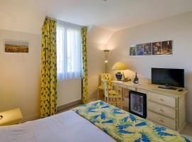 Logis Hotel Auberge du Lac, Мениль-Сен-Пер (рядом с городом Montieramey)