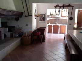 Villa Prosperi, Amandola (Vesciano yakınında)