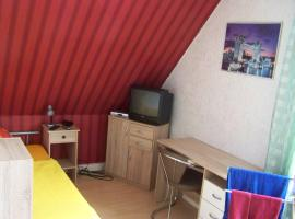Monteurszimmer Noack, Börßum