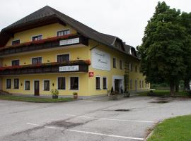 Landgasthof Kammerhof, Hofstetten (Wilhelmsburg yakınında)