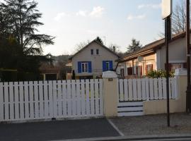 Weckerlin, Sarliac-sur-l'Isle (рядом с городом Cubjac)