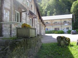 Résidence-Motel La Babaute