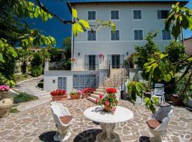 Villa Cappelletti, Serravalle di Chienti
