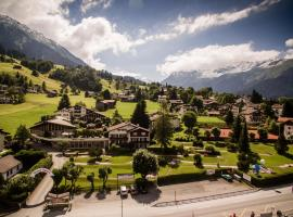 Hotel Sport Klosters, Klosters