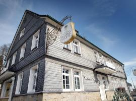 Hotel Rosine, Ennepetal (Breckerfeld yakınında)