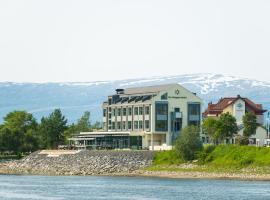 Fru Haugans Hotel, Mosjøen