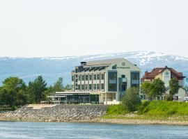 Fru Haugans Hotel, Mosjøen (Near Hattfjelldal)
