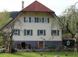 Haus am Bach, Steinach (Welschensteinach yakınında)