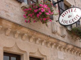 Hotel De Vougeot, Вужо (рядом с городом Море-Сен-Дени)