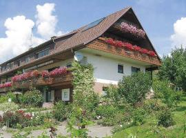 Haus Dorfschmiede, Weilheim (Berau yakınında)