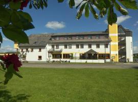 Hotel Schoos, Fleringen (Weinsheim yakınında)