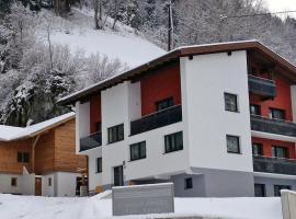 Apartment Urgbach Apart.2, Landeck (Hochgallmig yakınında)
