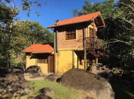 Sitio Serra do Gigante, Cruzeiro (Embu-Mirim yakınında)