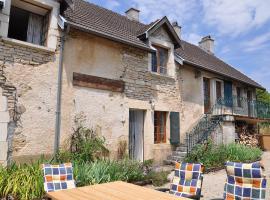 Holiday Home Shangri-la, Poncey-sur-l'Ignon (рядом с городом Saint-Seine-l'Abbaye)