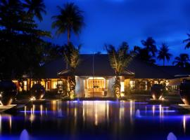 The Santosa Villas & Resort Lombok, Senggigi