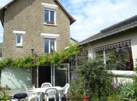 Apartment Beaux retours, Див-сюр-Мер (рядом с городом Périers-en-Auge)