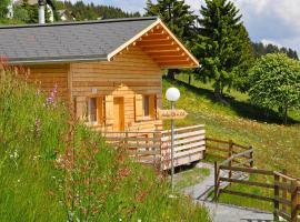 Holiday Home Komfort Aclas Maiensäss Resort.3, Urmein (Tschappina yakınında)