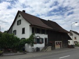 Elwiras B&B, Lufingen (Embrach yakınında)