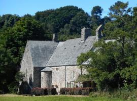 Prieure St Pierre de La Luthumiere, Brix (рядом с городом Bricquebec)