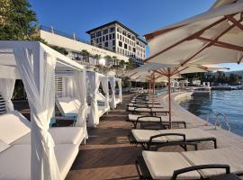 Die 30 besten hotels in opatija kroatien ab 37 for Design hotel royal opatija