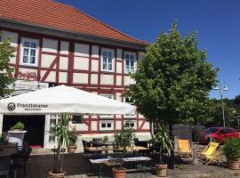 Hotel Alte Posthalterei, Creuzburg