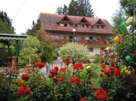 Gasthof Zur schönen Aussicht, Wies (Unterfresen yakınında)