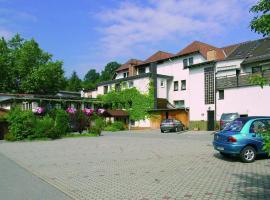 Landgasthof Goldene Rose, Grub am Forst (Ebersdorf bei Coburg yakınında)