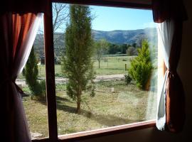 Hosteria Serrana Ntra. Sra de Fátima, Villa Ventana (Tornquist yakınında)