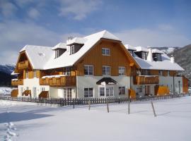 Apartment Top 11, Sankt Margarethen im Lungau (Oberbairdorf yakınında)